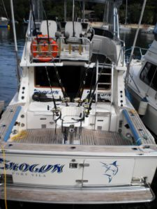 Use Stormbird for fishing charters vanuatu prices